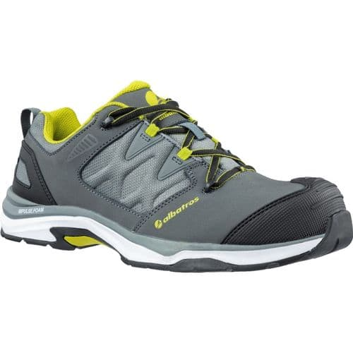 Albatros Ultratrail Low Shoes- Safety Grey/Combined